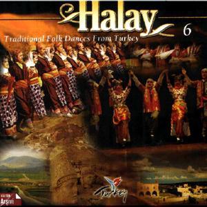 Halay Doğu Anadolu Türkiye Halayları, Vol. 6