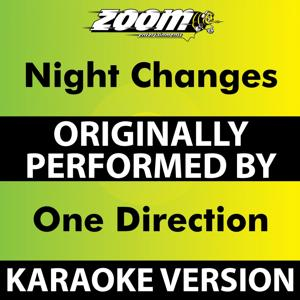 Night Changes (Karaoke Version) [Originally Performed By One Direction]