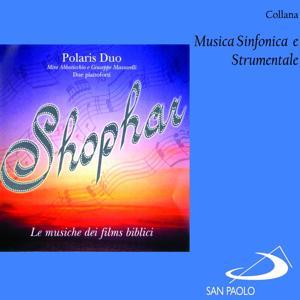 Collana musica sinfonica e strumentale: Shophar (Le musiche dei films biblici)