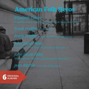 American Folk Heros (6 Original Albums)