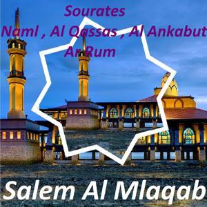 Sourates Naml, Al Qassas, Al Ankabut, Ar Rum (Quran)