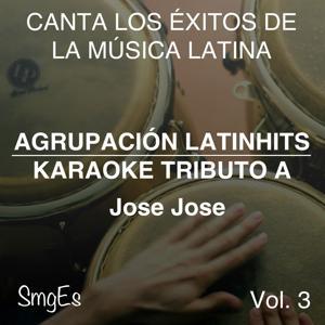 Instrumental Karaoke Series: Jose Jose, Vol. 3