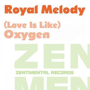 (Love Is Like) Oxygen