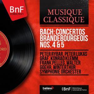 Bach: Concertos brandebourgeois Nos. 4 & 5 (Mono Version)