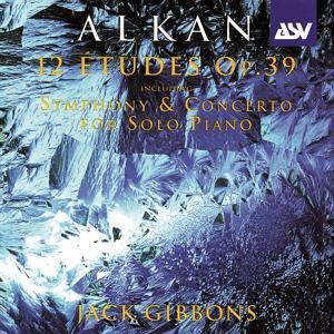 Alkan: 12 Etudes, Op.39