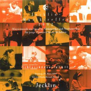 Jecklin Musiktreffen 1992