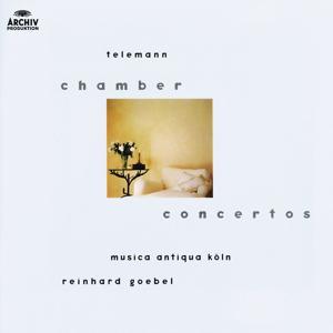 Telemann: Chamber Concertos