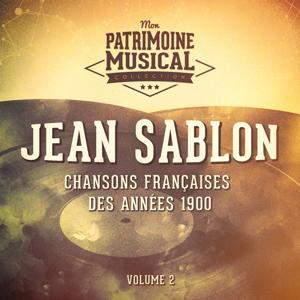 Chansons françaises des années 1900 : Jean Sablon, Vol. 2