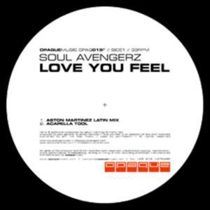 Love you Feel