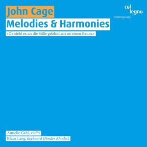 John Cage: Melodies & Harmonies