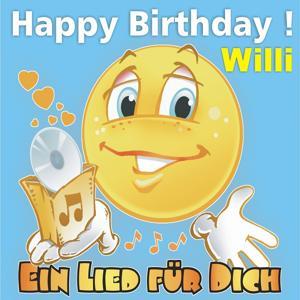 Happy Birthday! Zum Geburtstag: Willi