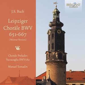 J.S. Bach: Leipziger Choräle, BWV 651-667