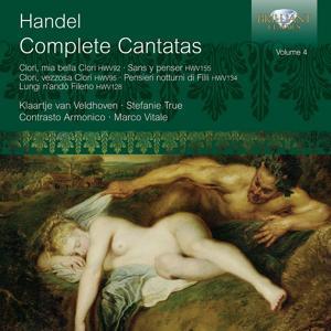 Handel: Complete Cantatas, Vol. 4