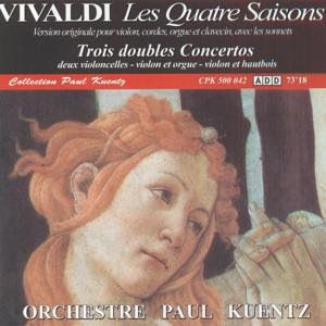 Vivaldi: Les quatres saisons & trois doubles concertos