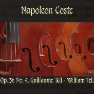 Napoléon Coste: Op. 36, No. 4. Guillaume Tell - William Tell (Midi Version)