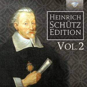 Heinrich Schütz Edition, Vol. 2