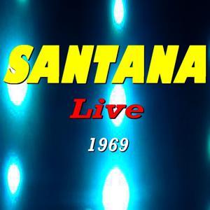 Santana Live 1969