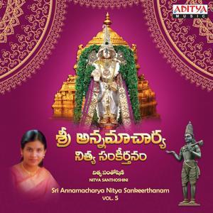Sri Annamacharya Nitya Sankeerthanam, Vol. 5