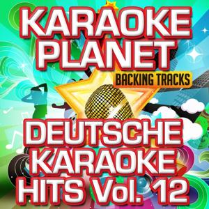 Deutsche Karaoke Hits, Vol. 12 (Karaoke Version)