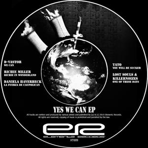 Yes We Can EP (Erxt009)