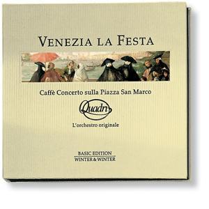 Venezia la Festa - Caffè Concerto sulla Piazza San Marco