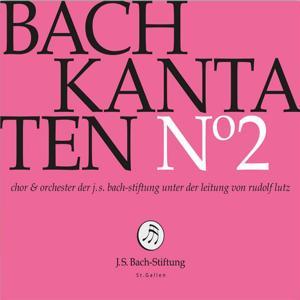 Bachkantaten N°2 (BWV 22, 60, 34)