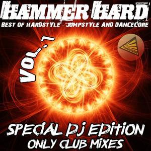 Hammer Hard - Vol. 1 (DJ Edition)