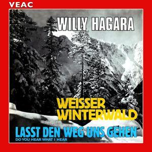 Weisser Winterwald