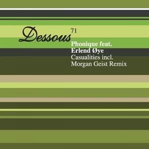Casualities Incl. Morgan Geist Remix