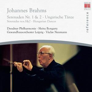 Brahms: Serenades Nos. 1-2 & Hungarian Dances