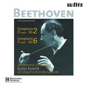 Ludwig van Beethoven: Symphony No. 2 & No. 6