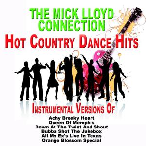 Hot Country Dance Hits (Instrumental Versions)