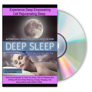 Deep Sleep Cell Rejuvenation Energy Remove Negative Blocks Guided Meditation