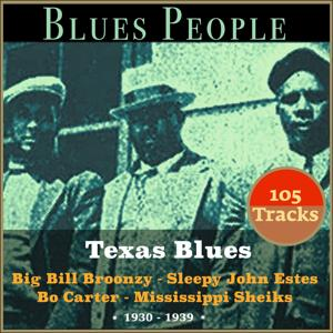 Texas Blues (Blues People - 1930 - 1939)