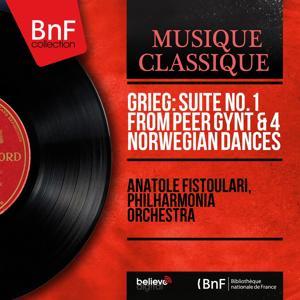 Grieg: Suite No.1 from Peer Gynt & 4 Norwegian Dances (Mono Version)