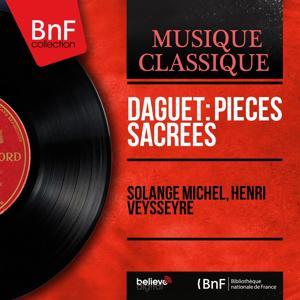 Daguet: Pièces sacrées (Mono Version)