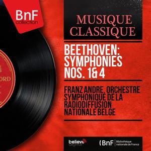Beethoven: Symphonies Nos. 1 & 4 (Mono Version)