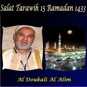 Salat Tarawih 15 Ramadan 1433 (Quran)