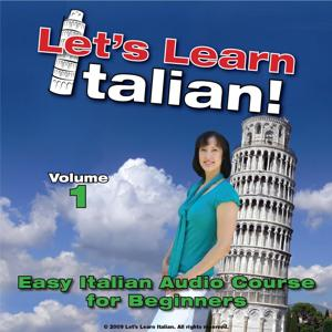 Easy Italian Audio Course for Beginners, Vol. 1