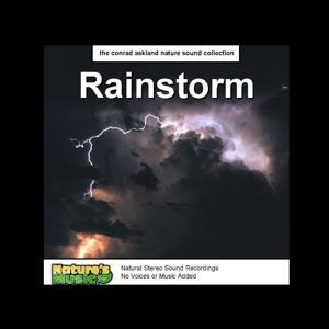 Rain Storm Nature Sounds