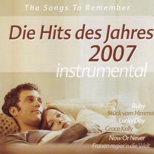 Top Hits 2007 Instrumental Vol. 1