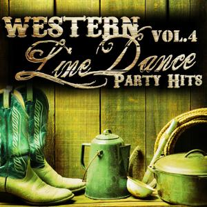Western Line Dance Party Hits Vol.4