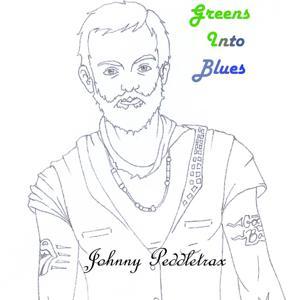 Greens into Blues