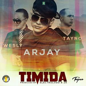 Timida (feat. Wesly & Tayno)