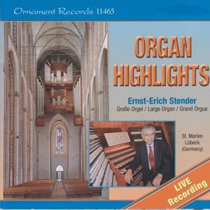Organ Highlights, Große Orgel, St. Marien zu Lübeck (Live)