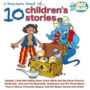 A Treasure Chest of 10 Children's Stories
