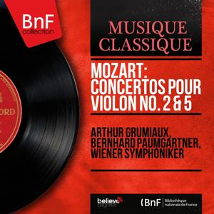 Mozart: Concertos pour violon No. 2 & 5 (Mono Version)