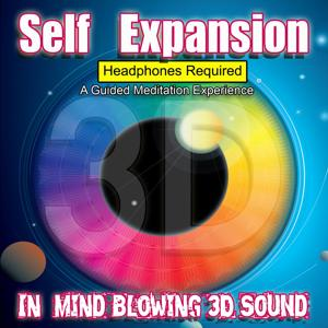 Self Expansion Guided Meditation Headphones Required Recorded in Mind Blowing 3d Sound