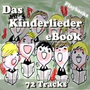 Das Kinderlieder eBook ( Playbacks )