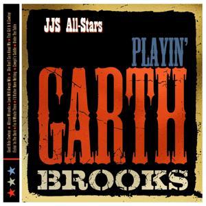 Playin' garth Brooks